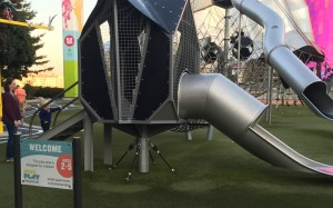 AAP Toddler play area