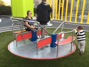 AAP merry-go-round
